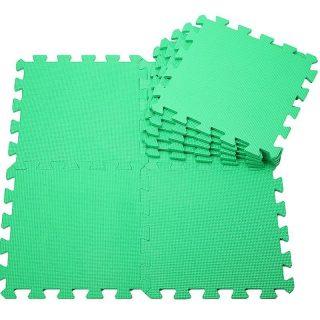 Covoras Puzzle – Verde