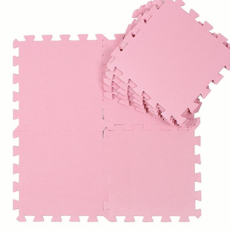 Covoras puzzle roz